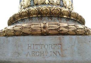 Hittorff architecte place de la concorde