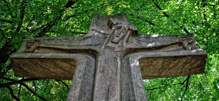 De quel bois est faite la croix de jésus christ