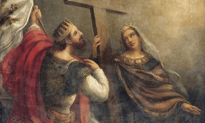Histoire de la croix de Jésus