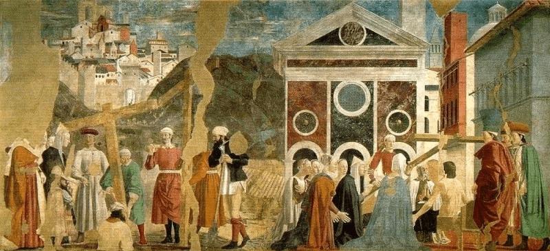 L'invention de la Vraie Croix Sainte-Hélène