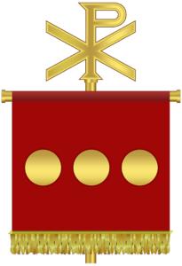 labarum romain chrisme