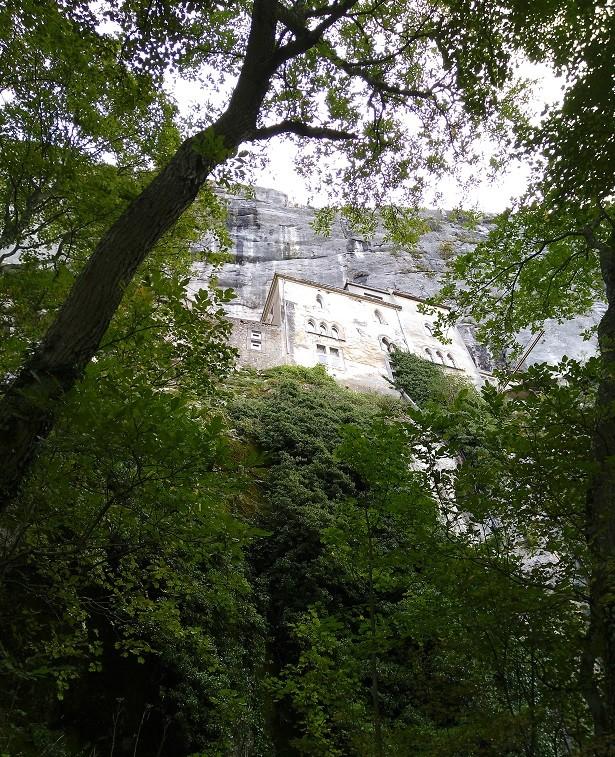grotte de la sainte baume marie-madeleine