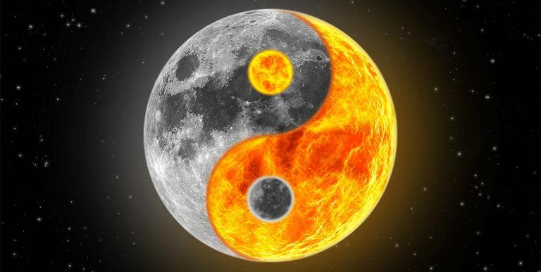 symbole du yin et du yang signification