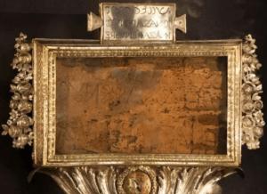 titulus crucis INRI relique rome