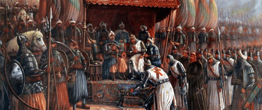 La bataille de Hattin et la vraie croix