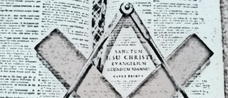 les trois grandes lumières de la franc-maçonnerie