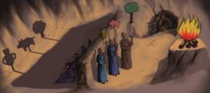 allégorie de la caverne interprétation explication
