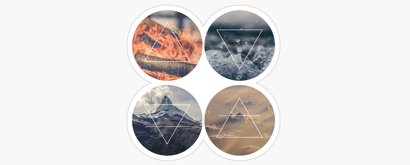 4 éléments alchimie