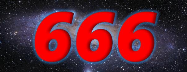 666 nombre de la bête