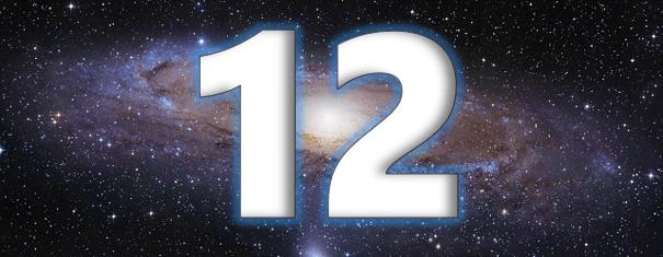Nombre 12 symbolisme