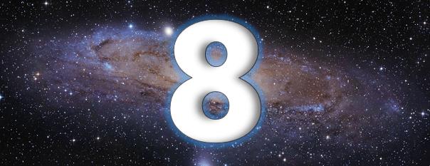 chiffre 8 symbolisme