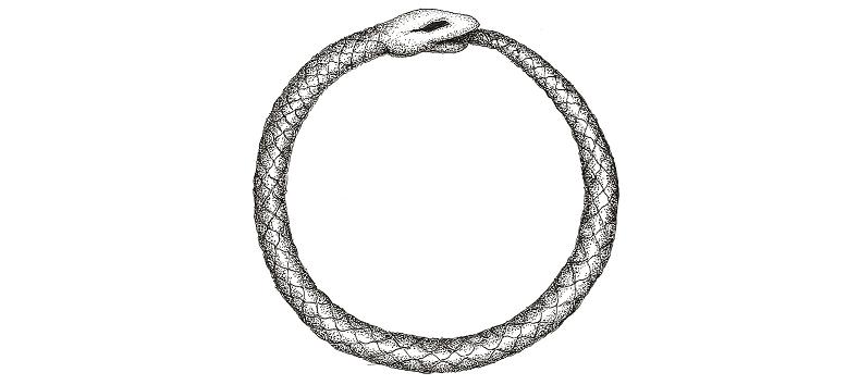 ouroboros signification symbole