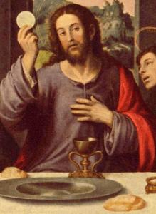 Le Graal de Jésus Juan de Juanes