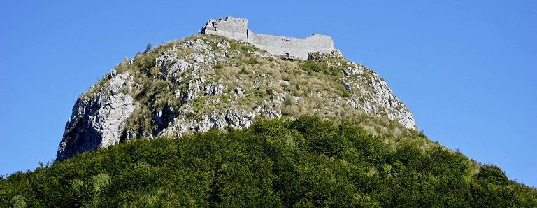 chateau de montségur Graal