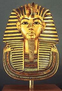 masque funéraire égyptien