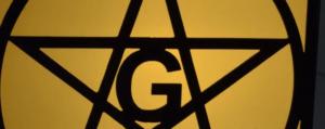 la lettre G planche de compagnon