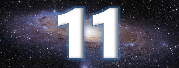 chiffre 11 symbolisme