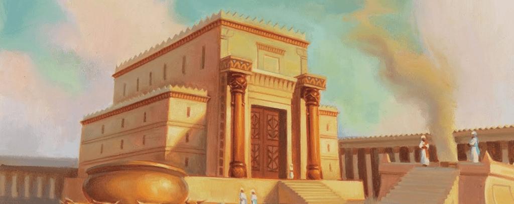 colonnes boaz et jakin