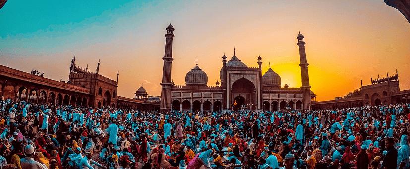 pèlerinages du monde liste