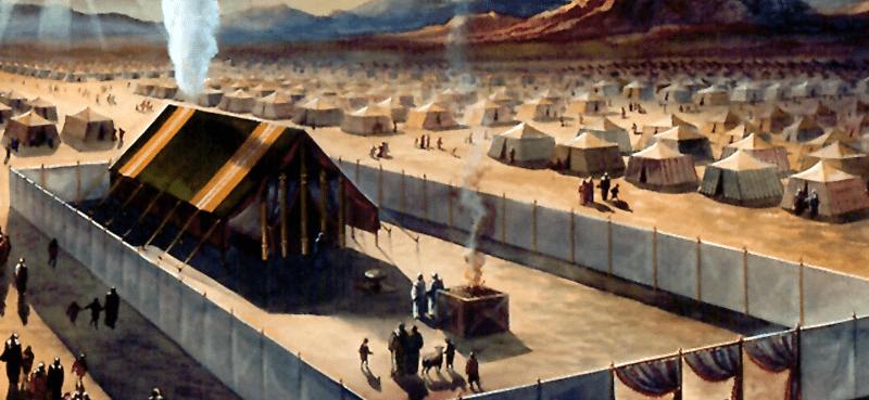 tabernacle moïse temple de salomon