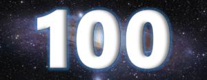 symbolisme du nombre 100