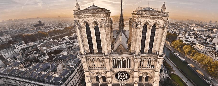 orientation des cathédrales