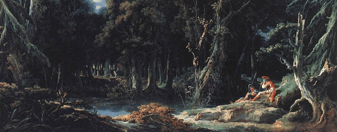 symbolisme de la forêt
