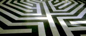 symbolisme du labyrinthe