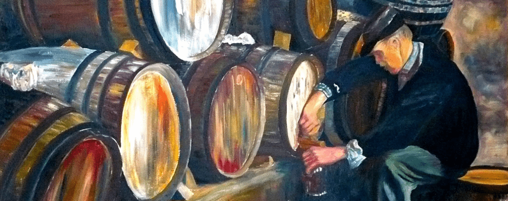 symbolisme du vin