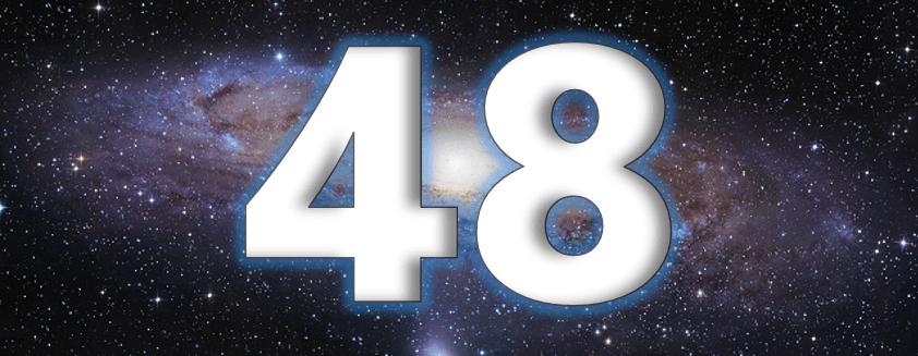 symbolisme nombre 48 signification